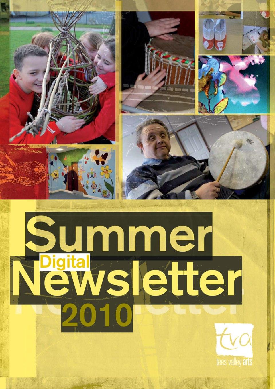 TVA Summer Newsletter 2010