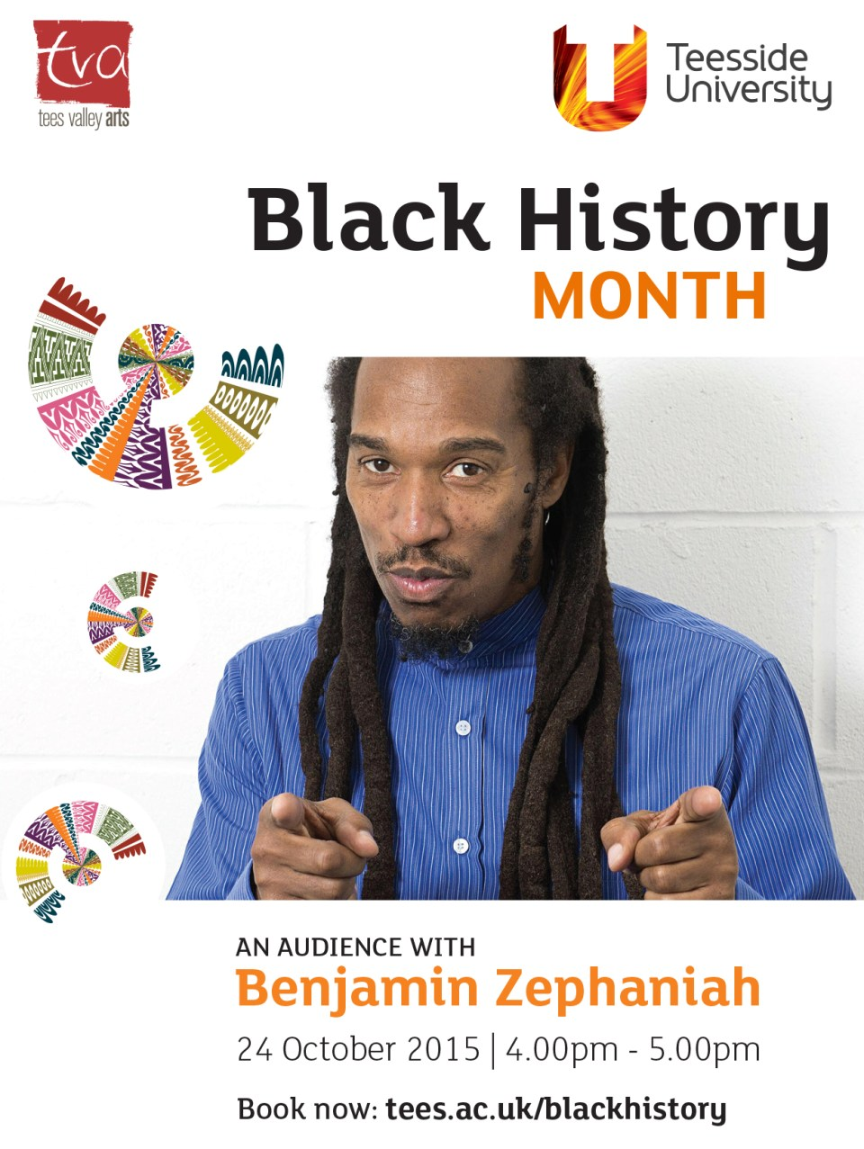 An Audience With Benjamin Zephaniah