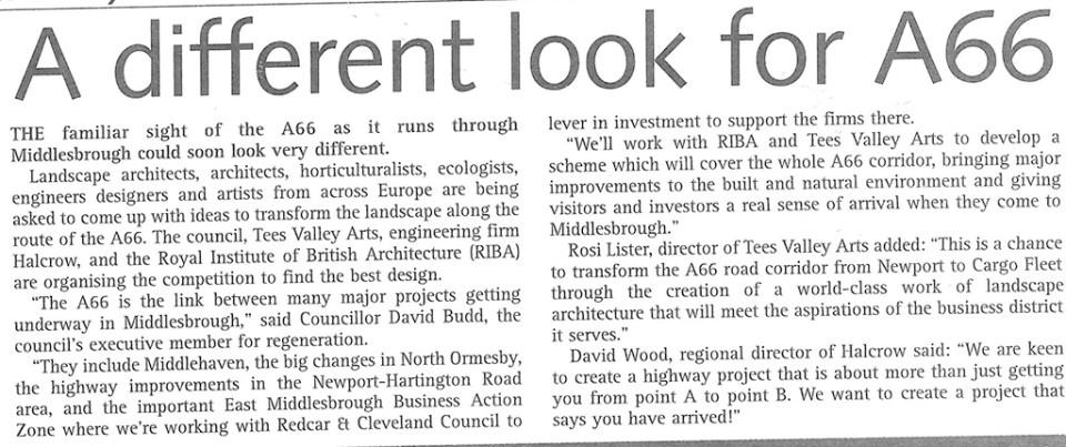 2006, Middlesbrough News
