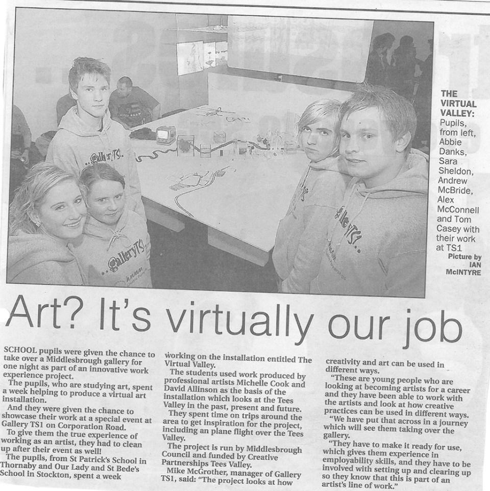 2007-01-23, Evening Gazette