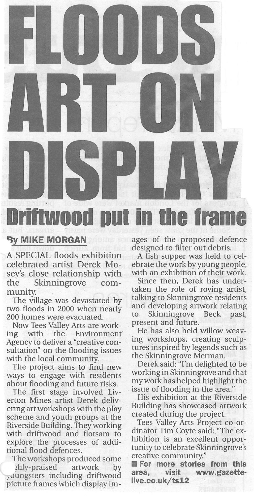 2008-08-29, Evening Gazette