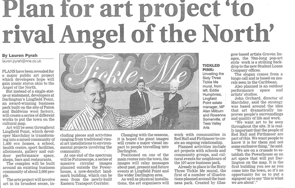 2009-06-03, The Northern Echo