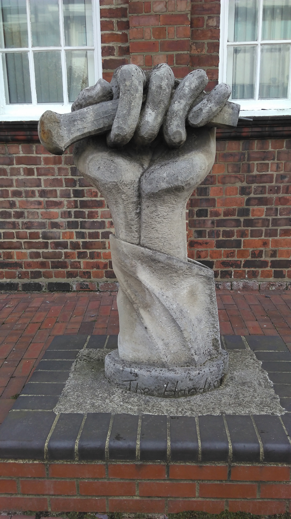 Head Hand and Tool