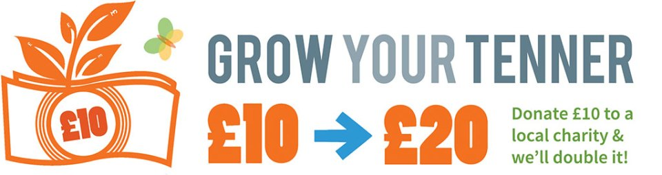Grow your Tenner