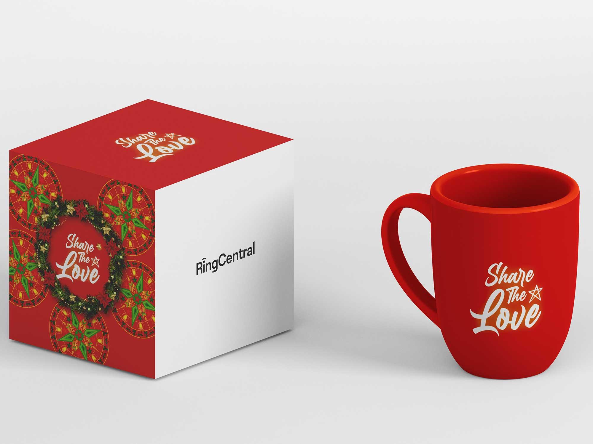 Slt Red Mug
