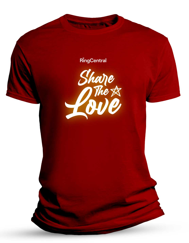 Stl Shirt Red