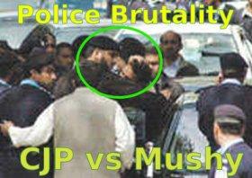 Iftikhar beaten up
