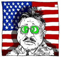 Musharraf Cartoon