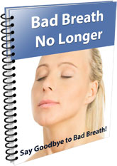 Bad Breath No Longer