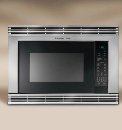 electrolux icon designer series 1 5 cu ft stainless steel built in microwave e30mo65gss tee vax home appliance kitchen center [ 1280 x 1024 Pixel ]