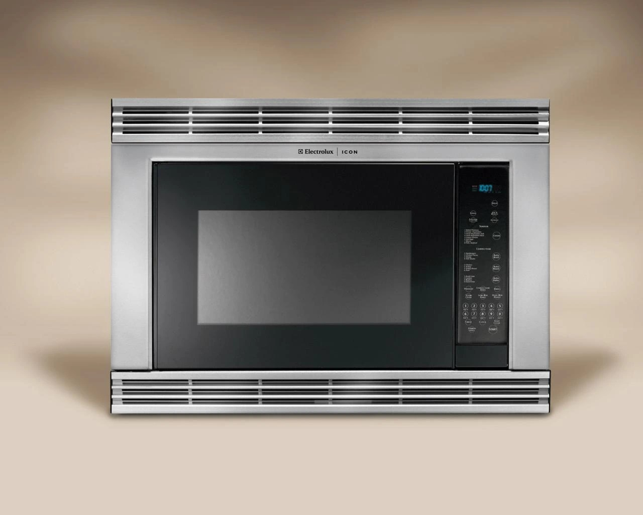 hight resolution of electrolux icon designer series 1 5 cu ft stainless steel built in microwave e30mo65gss tee vax home appliance kitchen center