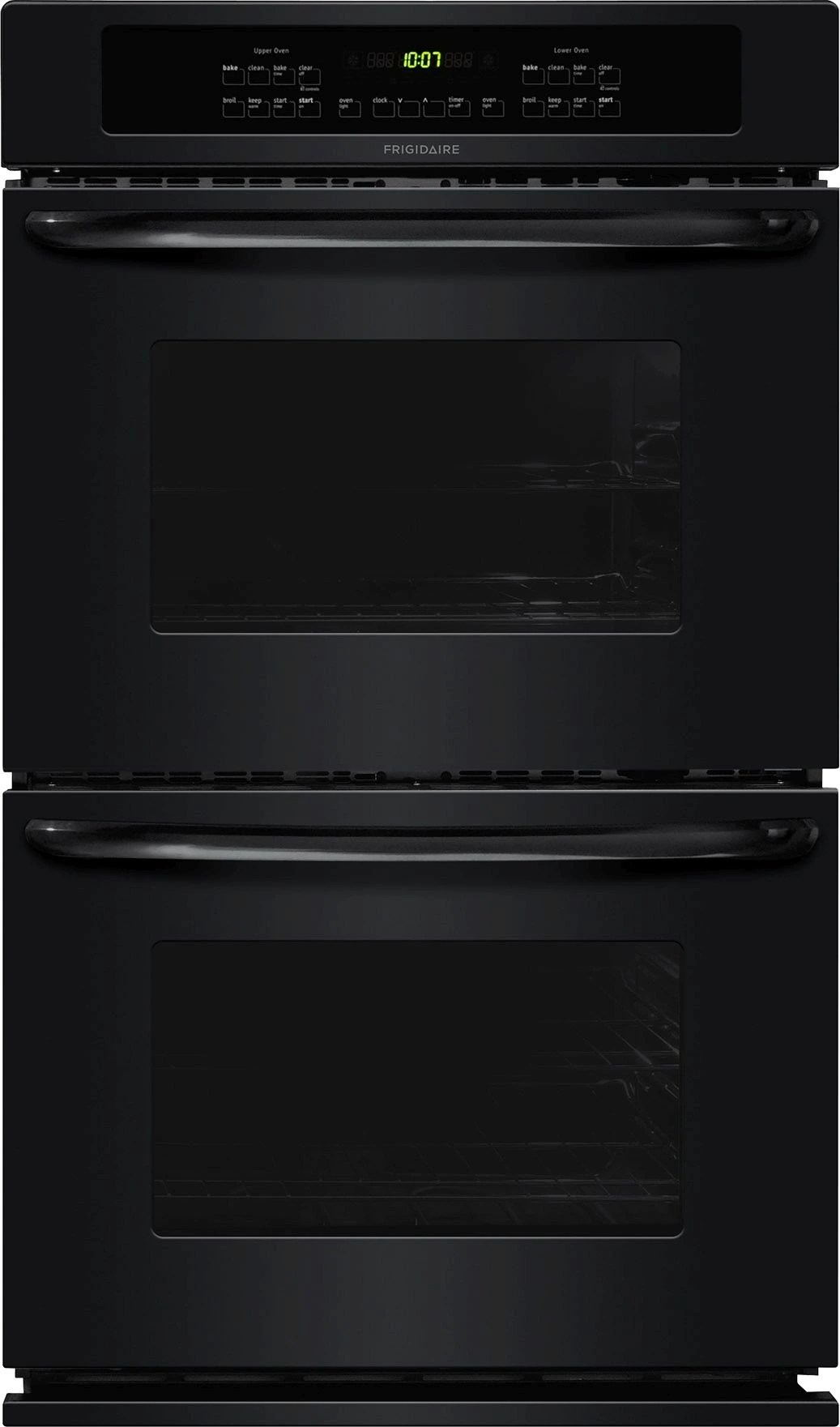 hight resolution of frigidaire 30 electric double oven built in black ffet3025pb tee vax home appliance kitchen center
