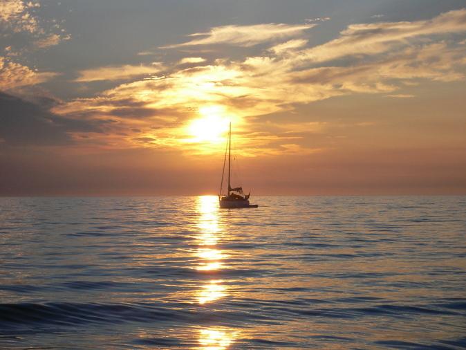 Segel der Sonne