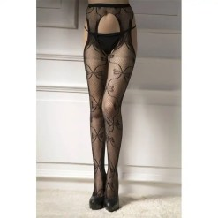 Sexy Crotchless Fishnet Stockings