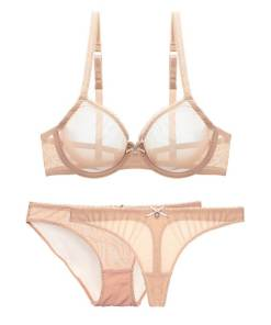 Bra and Underwear Sets 1 Bra 2 Panties