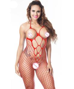Fishnet Tights Lingerie Sexy Body Stocking