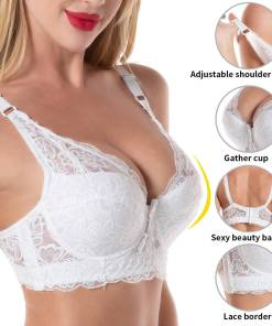 Extreme Push Up Bra Plus Size