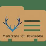 Visitenkarten- Datei .vcf