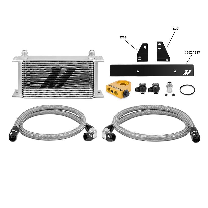 Mishimoto Thermostatique Radiateur D'Huile Kit Direct Fit