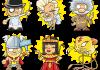 Quiz Duell avatarer