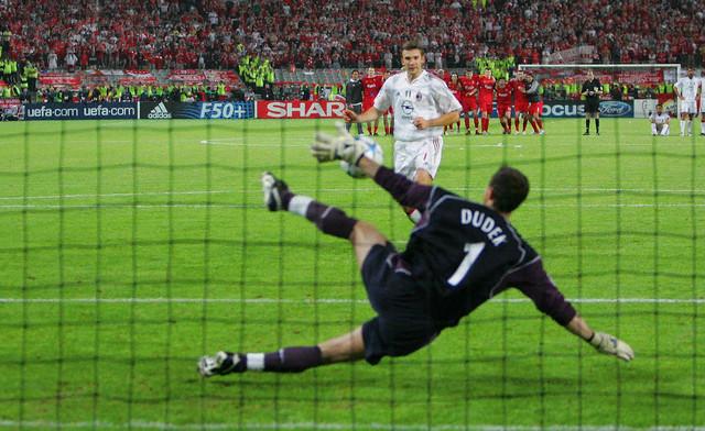 Soccer 2005 - UEFA Champions League Final - AC Milan vs FC Liverpool