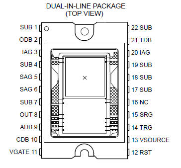 Mouse Wiring Diagram Ccd Sensor