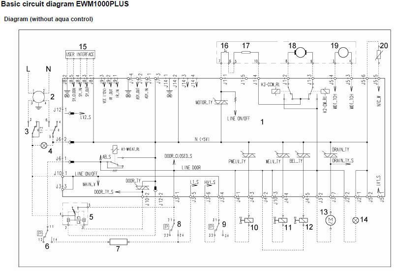 Washing machine circuit diagram EWM1000plus platform1?resize=680%2C465 100 [ electrolux washing machine wiring diagram ] parts for washing machine motor wiring diagram at edmiracle.co