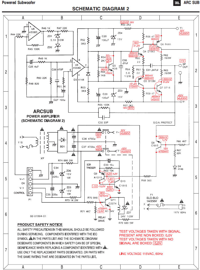 Infinity Speaker Wiring Diagram 2000 Dodge Durango Stereo In Addition