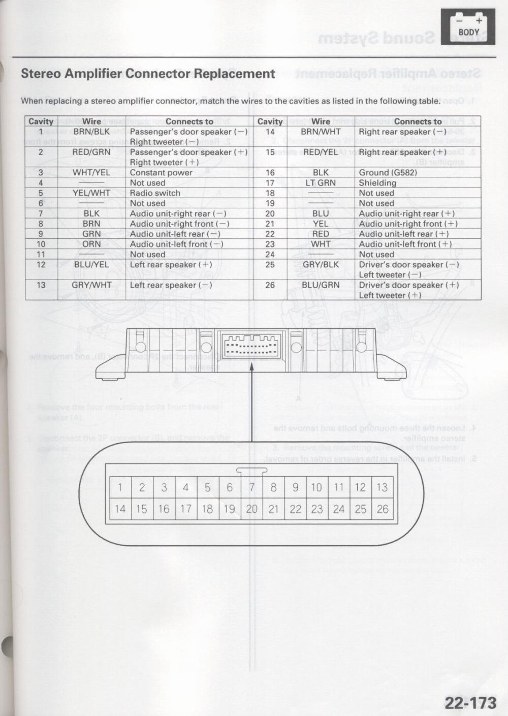 acura tl speaker wiring diagram 1991 honda civic radio car stereo audio autoradio connector wire installation schematic schema ...