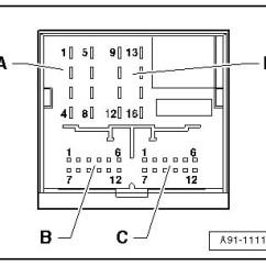 Blaupunkt Rd4 Wiring Diagram Of Circulatory System Printable Audi Car Radio Stereo Audio Autoradio Connector Wire Installation Schematic ...