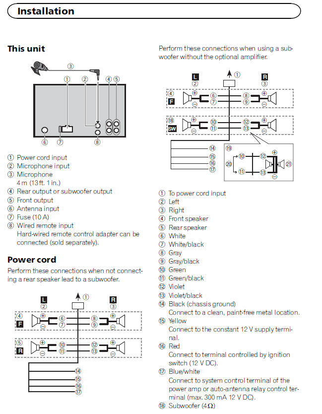 gm delco car stereo wiring diagram 2002