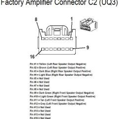 2001 Chevy Malibu Radio Wiring Diagram Cat5e Wall Outlet Chevrolet Car Stereo Audio Autoradio Connector Wire Installation Schematic ...