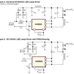 Led Lamp Driver Circuit Diagram 1996 Nissan Maxima Water Pump Dimmer For
