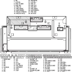2007 Honda Civic Stereo Wiring Diagram 2006 Wrangler Tj Car Radio Audio Autoradio Connector Wire Installation Schematic ...