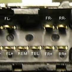 Alpine Car Stereo Wiring Diagram Class System Hyundai Radio Audio Autoradio Connector Wire Installation Schematic ...