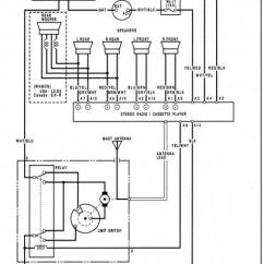 1994 Honda Accord Wiring Diagram Ford Focus Engine Car Radio Stereo Audio Autoradio Connector Wire Installation Schematic ...