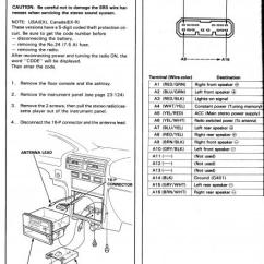 2007 Honda Civic Stereo Wiring Diagram Xr 125 Car Radio Audio Autoradio Connector Wire Installation Schematic ...