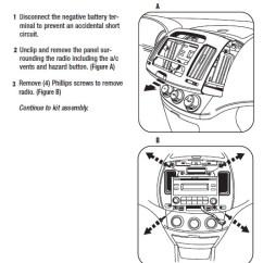 2016 Hyundai Sonata Stereo Wiring Diagram 1989 Mazda B2200 Car Radio Audio Autoradio Connector Wire Installation Schematic ...