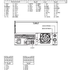 2010 F150 Stereo Wiring Diagram 1998 Club Car 36 Volt Pioneer Radio Audio Autoradio Connector Wire Installation Schematic ...