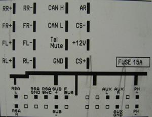 opel corsa radio wiring diagram for jeep grand cherokee 2004 car stereo audio autoradio connector wire installation schematic ...