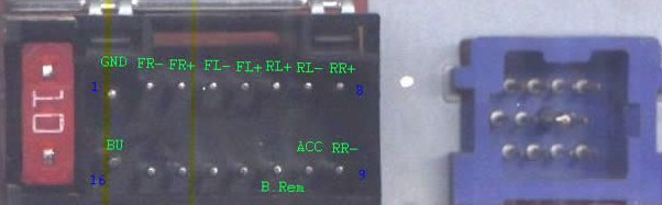 wiring diagram for pioneer car stereo deh p3500 2001 ford f150 remote start radio audio autoradio connector wire installation schematic ...