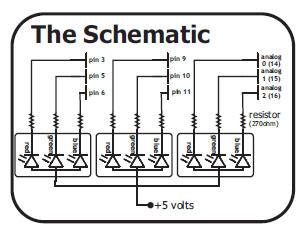 12v led wiring diagram whirlpool rgb circuit