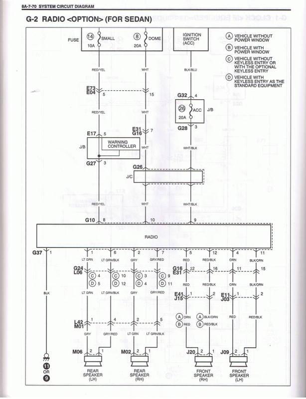 suzuki cultus efi wiring diagram dodge 28 images baleno 1998 2001 stereo and schematic design