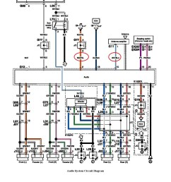 suzuki car radio stereo audio wiring diagram autoradio 2007 freightliner columbia wiring schematic 2005 freightliner columbia electrical diagram [ 1420 x 1837 Pixel ]