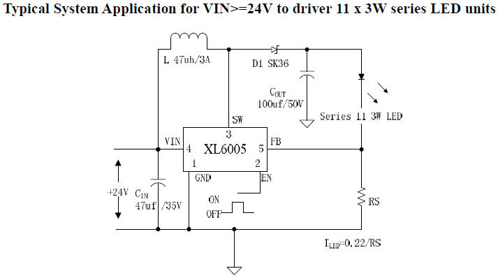 Wiring Schematics For Ac Units 12v Led Circuit Diagram Switching Constant Current Driver