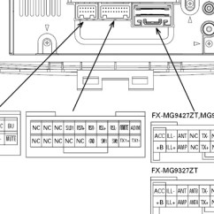 Toyota Hilux Stereo Wiring Diagram 2008 Narva Relay Car Radio Audio Autoradio Connector Wire Installation Schematic Schema Esquema De Conexiones Stecker Konektor Connecteur Cable