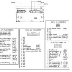 1998 Toyota Corolla Stereo Wiring Diagram Hilux 2017 Car Radio Audio Autoradio Connector Wire Installation Schematic ...