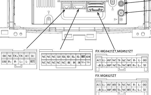 2001 toyota celica radio wiring diagram venn problems with answers car stereo audio autoradio connector wire installation schematic ...