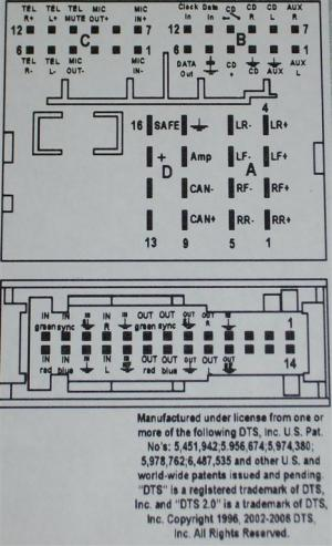 SEAT Car Radio Stereo Audio Wiring Diagram Autoradio