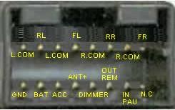 Car Dvd Player Wiring Diagram Alpine Car Radio Stereo Audio Wiring Diagram Autoradio